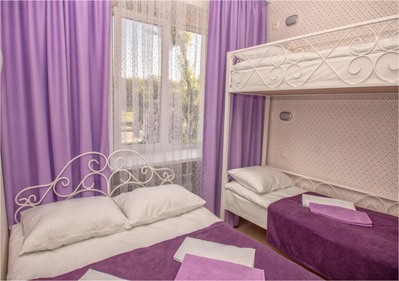 Спальня в семейном номере №2