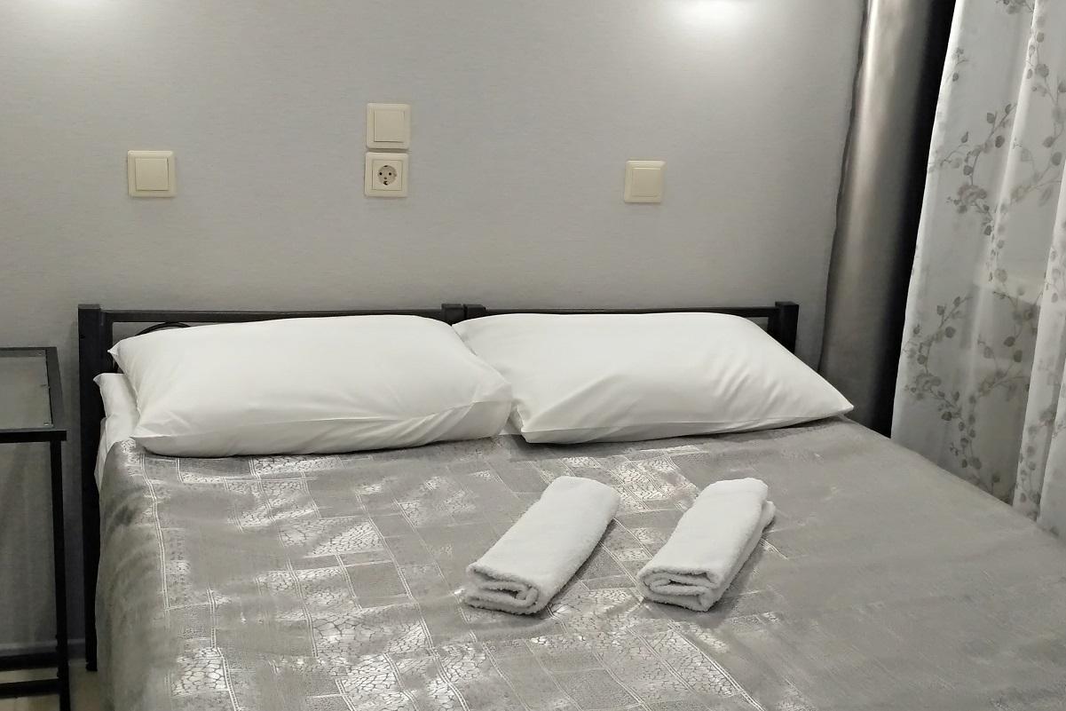 Двуспальная кровать. Купе2.